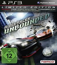 Ridge Racer Unbounded - Limited Edition von NAMCO BANDAI P... | Game | gebraucht