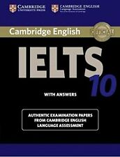 Cambridge IELTS 10 Student's Book with Answers: Authentic Examination Papers fro