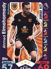 Match Attax 16/17 Hull Leicester Liverpool Cards Pick From List