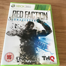 Red Faction Armageddon Xbox 360 Game PAL - FAST POST