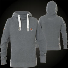 Goodness Industries Hoody Rocky Grau