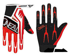 ONEAL Reactor Guanti 2014 Motocross Enduro MX DH - rosso Gr. S-XXL