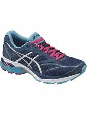 ASICS SCARPE GEL PULSE 8 RUNNING BLUE PINK DONNA