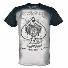 Alchemy England - Alchemy T-Shirt Skull Label 5282
