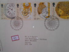 GB UK -MARINE 1993 - FDC - uk056