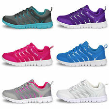 Neuf Femmes Basket Course Absorbeur De Choc Fitness Gym Chaussures Sport Taille