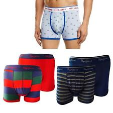 Pepe Jeans Mens Boxer Short Trunks Single or 2 Packs Gift Box S M L XL
