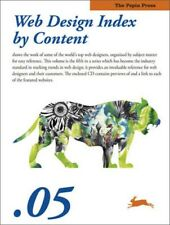 Web Design Index by Content 5 9789057681509 by Guenter Beer, BRAND NEW FREE P&H