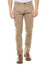 NEU SELECTED HOSE JEANS CHINO SHHTHREE PARIS GREIGE ST PANTS BEIGE MEN