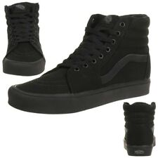 VANS Sk8-Hi Lite Unisex Adult Trainers ultra lightweight black Canvas