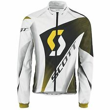 Scott Radjacke AS Jacket RC Pro plus white/yellow rc