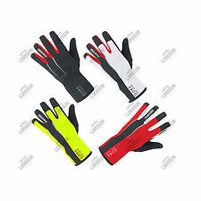 GUANTI GORE BIKE WEAR POWER SO WS WINDSTOPPER SOFT SHELL GUANTINI CYCLING GLOVES