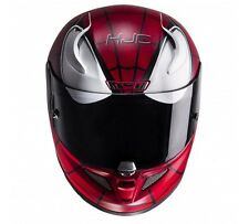 HJC CASCO INTEGRALE FIBRA PIM RPHA11 MARVEL SPIDERMAN MC1SF LIMIT EDIT TAGLIA S