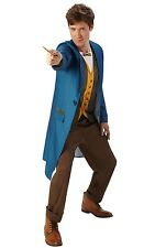 Newt Scamander Book Week Fantastic Beasts Fancy Dress Outfit Costume Size M-XL
