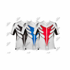 MAGLIA SANTINI DFEND CYCLING BIKE SHORT SLEEVES JERSEY SHIRT OFFERTA!!