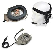 Z-Tactical Airsoft Z023 Bowman IV M-Tactical 2 Way Radio Headset Ear Piece