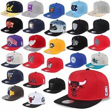 MITCHELL & NESS ET CASQUETTE SNAPBACK CHICAGO BULLS NETS KINGS MAGIC HEAT UVM -A