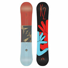 K2 Kids Snowboard - Fastplant Grom - All-Mountain, Freestyle, Twin - 2017