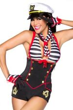 COSTUME CARNEVALE DONNA MARINAIA SEXY OUTFIT TRAVESTIMENTO ORIGINALE UY 13697