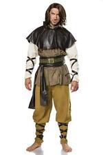 Travestimento carnevale idee adulti completo medievale uomo costume new uy 80085