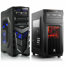 Gamer PC Hikari i5 4x3,2GHz GeForce GTX 8-16GB DDR4 120-2758GB SSD Antec/Corsair