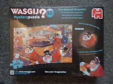 MYSTERY  WASGIJ 1000 PIECE  PUZZLE*THE UNUSUAL SUSPECTS!* NUMBER 12