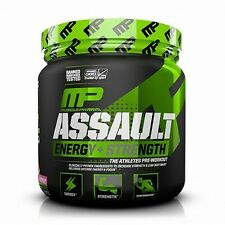 Musclepharm Assault Sport Pre Workout 30 Servings Increased Energy And Strength