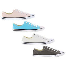 Converse All Star Dainty Oxford Womens Classic Canvas Shoes Trainers UK 4-8