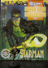 DC SUPERHERO FIGURINE COLLECTION 088 - STARMAN - EAGLEMOSS