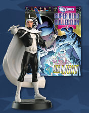 DC SUPERHERO FIGURINE COLLECTION 044 - DR.LIGHT - EAGLEMOSS