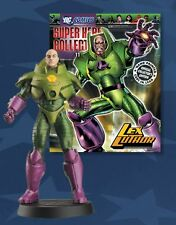 DC SUPERHERO FIGURINE COLLECTION 011 - LUTHOR - EAGLEMOSS