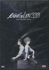 EVANGELION 3.33 YOU CAN (NOT) ADVANCE STANDARD EDITION [2 DVD] - DYNIT VIDEO -