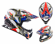 Suomy Casco da cross Rumble TEX MX Motocross casco Enduro Quad Offroad