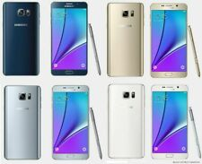 """NEW Unlocked! AT&T Samsung Galaxy Note 5 V N920A GSM 32GB 4G LTE 5.7"""" Smartphone"""
