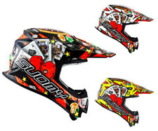 Suomy Casco cross Mr Jump JACKPOT MX Motocross casco Enduro Quad Offroad