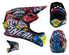 Oneal 3Series Casco cross SALVAJE MX Enduro Motocross casco