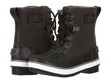 Ugg Australia Cabiro Black 1003144K Waterproof Boot Size 6 USA Youth/ 5 UK 36 EU