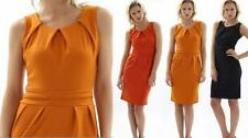 Gorgeous Ponti Structured Roma Shift Party Dress Size 8 10 12 14 16