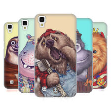 HEAD CASE DESIGNS ANIMAL PLAY HARD BACK CASE FOR LG X POWER