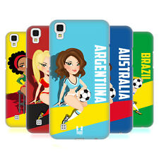 HEAD CASE DESIGNS FOOTBALL PIN-UPS HARD BACK CASE FOR LG X POWER