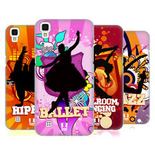 HEAD CASE DESIGNS JUST DANCE HARD BACK CASE FOR LG X POWER