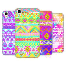HEAD CASE DESIGNS WATERCOLOURED TRIBAL PATTERNS HARD BACK CASE FOR LG X POWER