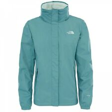 The North Face Resolve 2 Jacket Damen Regenjacke trellis green