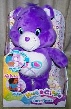 Care Bears HUG & GIGGLE SHARE BEAR 12.5