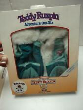 1985 1st Gen TEDDY RUXPIN Outfit NEW! Winter Outfit (a)