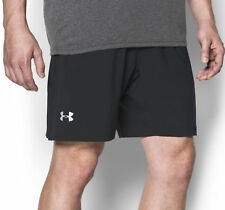 Under Armour Launch SW 2-in-1 Mens Running Shorts - Black