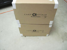 BRAND NEW! - Audio Electronics by Cary - Hercules/Constellation Pre/Amp Tube Set