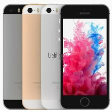 New Apple iPhone 5s 16/32/64G Smartphone Cellphone Factory Unlock LEBB