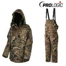 PROLOGIC MAX5 COMFORT THERMO 2 PC HUNTING FISHING SUIT & FREE WATERPROOF HAT