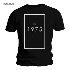 Official T Shirt THE 1975 Rock Band  Original LOGO Black All Sizes